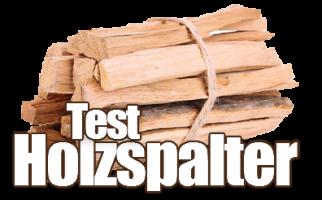 Holzspalter Test 2020